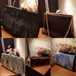 Purses purses and more purses!